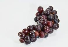 Rode druif Royalty-vrije Stock Afbeeldingen
