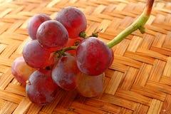 Rode druif Stock Afbeelding