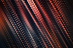 Rode en blauwe vage metaalachtergrond Stock Afbeeldingen