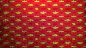 Rode en gele textuur Royalty-vrije Stock Fotografie