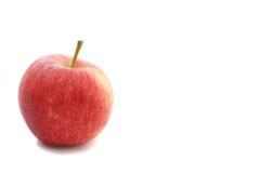 Rode en groene appel Royalty-vrije Stock Afbeeldingen