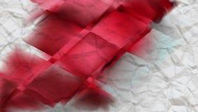 Rode en Witte Abstracte van de de Illustratie grafische kunst van DesignBeautiful elegante het ontwerpachtergrond vector illustratie