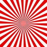 Rode en witte zonnestraal abstracte textuur glanzende starburstachtergrond abstracte zonnestraaleffect achtergrond rode en witte  royalty-vrije illustratie