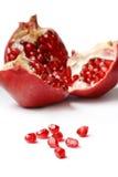 Rode fruitclose-up Royalty-vrije Stock Foto