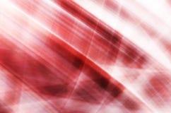 Rode geavanceerd technische Abstracte achtergrond Royalty-vrije Stock Afbeelding
