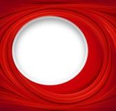Rode gestreepte achtergrond Stock Afbeelding