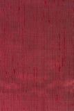 Rode geweven textuur Royalty-vrije Stock Foto's