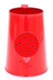 Rode gieter stock afbeelding