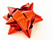 Rode gift Royalty-vrije Stock Afbeeldingen