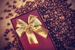 Rode gift Stock Afbeelding