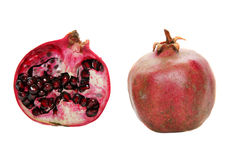 Rode granaatappel Royalty-vrije Stock Fotografie