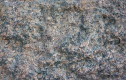 Rode graniettextuur in daglicht royalty-vrije stock fotografie