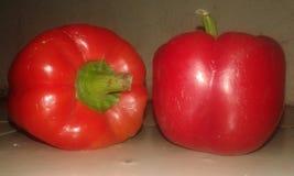 Rode groenten stock foto's