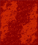 Rode grungeachtergrond vector illustratie