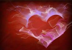 Rode harten vector illustratie