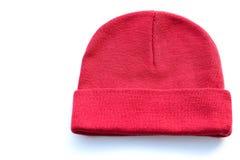 rode hoed Royalty-vrije Stock Afbeelding