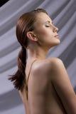 Rode HoofdMannequin Royalty-vrije Stock Afbeeldingen
