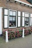 Rode hortensias Royalty-vrije Stock Foto