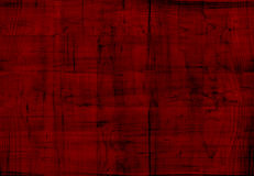 Rode houten achtergrond Royalty-vrije Stock Foto's