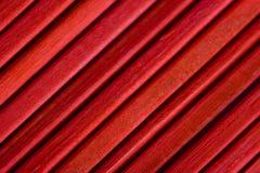 Rode houten achtergrond Stock Foto's