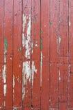 Rode houten achtergrond Royalty-vrije Stock Fotografie