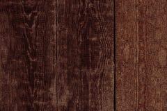Rode houten raad in uitstekende stijl Bruine houten lijst Oude muur houten uitstekende vloer Het Concept van het ontwerp Grunge h royalty-vrije stock fotografie