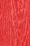 Rode houten textuur Stock Foto's