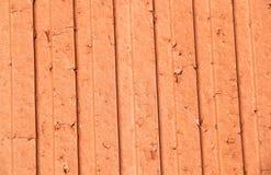 Rode huisbaksteen Stock Foto