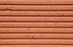 Rode huisbaksteen Royalty-vrije Stock Foto