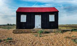 Rode hut Stock Afbeelding