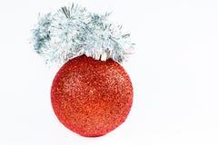 Rode Kerstmis Royalty-vrije Stock Afbeelding