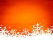 Rode Kerstmisachtergrond Royalty-vrije Stock Foto