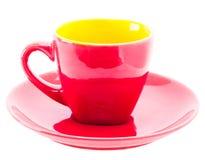 Rode Kleurenkop Stock Afbeelding