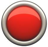 Rode knoop Royalty-vrije Stock Fotografie