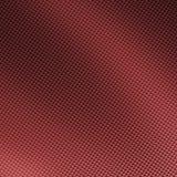 Rode koolstofvezel Royalty-vrije Stock Afbeelding
