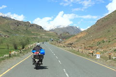 Rode In Ladakh-5. stock images