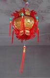 Rode lantaarn 2 Royalty-vrije Stock Fotografie