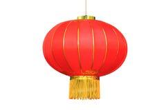 Rode lantaarn Royalty-vrije Stock Afbeeldingen
