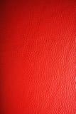 Rode leertextuur Royalty-vrije Stock Foto's