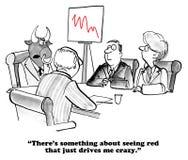 Rode Lijn Stock Afbeeldingen