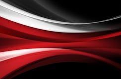 Rode lijnen Royalty-vrije Stock Foto's
