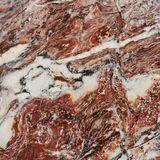 Rode Marmer Royalty-vrije Stock Afbeeldingen