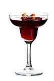 Rode Martini Stock Fotografie