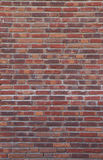 Rode muur Royalty-vrije Stock Foto