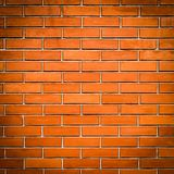 Rode muurachtergrond Stock Foto