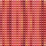 Rode naadloze achtergrond Stock Afbeeldingen