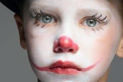 Rode neus Royalty-vrije Stock Foto