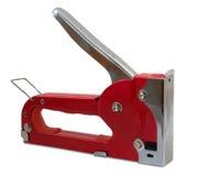 De nietmachine van ?onstruction Stock Foto