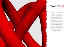 Rode pijpenachtergrond Stock Afbeeldingen
