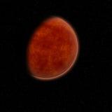 Rode planeet Stock Afbeeldingen
